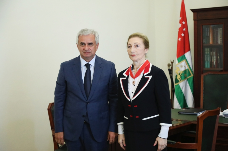 The President Had a Meeting with Guli Kichba